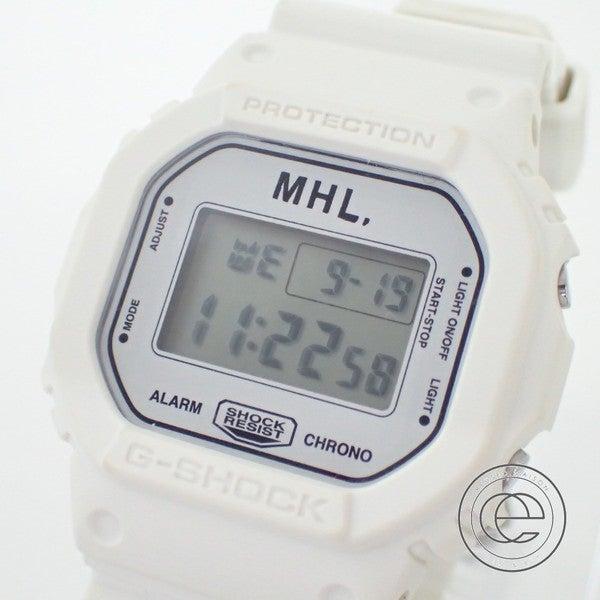 sale retailer a47f3 a9426 ジーショック MHLマーガレットハウエル別注モデル DW5600VT ...