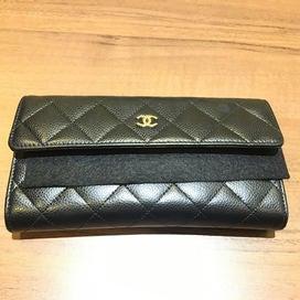 37596294337f シャネルの財布買取|ブランド買取の【エコスタイル】