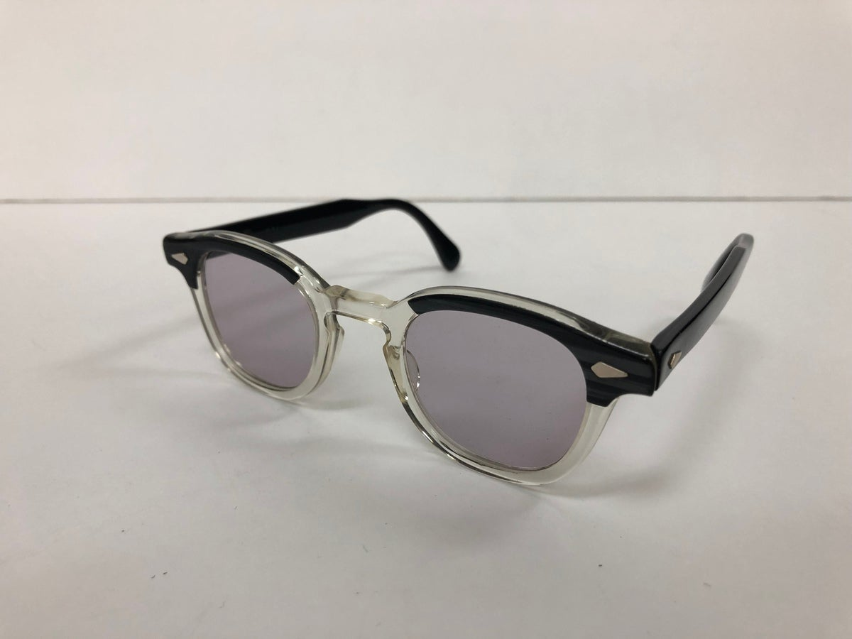 タートオプティカルのメガネのARNEL BLACKWOOD ヴィンテージ 眼鏡の ...