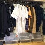 整理したくても捨てたくない。洋服の良い整理方法は?
