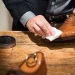オールデンなどの革靴の手入れ、教えます。~出来る人は足元から~