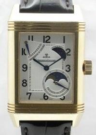ジャガールクルト レベルソ グランドサンムーン 750YG 240.2.27 パワーリザーブ 時計の買取強化例です。