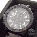 NIXONニクソン THE 42-20 CHRONO MINIMIZE クロノグラフ ウォッチ 腕時計 メンズ ブラック