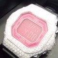 【新品未使用☆即決】CASIOカシオ amp japanアンプジャパン 10AD-560 カスタムBaby-G 腕時計 レディース SILVER×PINKの買取実績です。