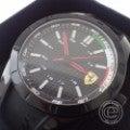 Ferrariフェラーリ 0830301 REDREV ブラック クオーツ 腕時計の買取実績です。
