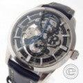 Royal Orient ロイヤルオリエント WE0021FQ スケルトン パワーリザーブ50h 手巻き 腕時計の買取実績です。