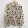 YAECA【ヤエカ】16AW 161211 Button Shirt - short #liberty リバティ柄 コットンロングスリーブシャツの買取実績です。