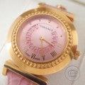 ヴェルサーチ P5Q80D111S111 VANITYヴァニティウォッチ ローズゴールド×ピンク クオーツ腕時計の買取実績です。