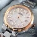 SEIKOセイコー LUKIAルキア SSVW018 ピンク文字盤 ソーラー電波 腕時計の買取実績です。