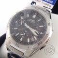 未使用○CASIOカシオ WVQ-M410 WAVE CEPTOR マルチバンド6 ソーラー電波 ワールドタイム クォーツ腕腕時計の買取実績です。
