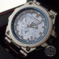 即決○CASIOカシオ  G-SHOCK MTG-G1000D  MT-G GPSハイブリッド電波ソーラー 腕時計の買取実績です。