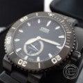ORISオリス 01 739 7674 7754-07 4 26 34BTE AQUISアクイス チタン/ブラックPVD 46mmケース 自動巻腕時計の買取実績です。