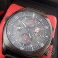 ルミノックス SR-71 9082 Blackbird Blackout  ロッキードマーティン クロノグラフ自動巻腕時計の買取実績です。