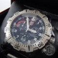 LUMINOXルミノックス 8352 LUMINOX EVO ULTIMATE NAVY SEAL CHRONOGRAPH クロノグラフ クオーツ腕時計の買取実績です。