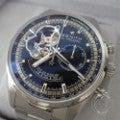 ゼニス 03.2080.4021/21.M2040 El Primero Chronomaster Open エルプリメロ クロノマスターオープン パワーリザーブ自動巻腕時計の買取実績です。