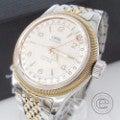 オリス 7463B Big Crown Original Pointer Date ビッグクラウンポインターデイト 自動巻き 裏蓋スケルトン 腕時計の買取実績です。