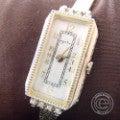 K10/ダイヤ 09年クリスマス限定 ブレスウォッチ 腕時計