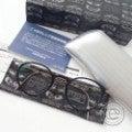 EYEVAN7285 アイヴァン 411 c.1002 ボストン型 チタンテンプル メガネフレーム