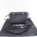 FENDI【フェンディ】BY THE WAY MINIバイザウェイミニ 黒 BL135 001D5F0GXN ショルダーバッグの買取実績です。