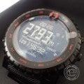 Suuntoスント SS023158000 Suunto Core Black Red スント コア ブラック×レッド クオーツ腕時計の買取実績です。
