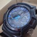 G-SHOCKジーショック GA-200SH-2AJF Metallic Colorsメタリックカラーズ クオーツ腕時計の買取実績です。
