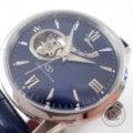 オリエントスター WZ0231DA セミスケルトン 40時間パワーリザーブ 自動巻き(手巻き付) 腕時計の買取実績です。