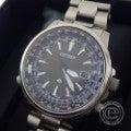 CITIZENシチズン CB0130-51E H145-T019391 PROMASTERプロマスター ダイレクトフライトワールドタイム電波腕時計