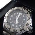 セイコー SBDN013 PROSPEXプロスペックスダイバースキューバ チタニウム ソーラー腕時計の買取実績です。