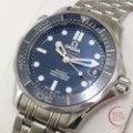 OMEGA オメガ ボーイズ プロダイバーズ300M コーアクシャル クロノメーター プロフェッショナル シーマスター 腕時計の買取実績です。