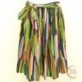 ミナペルホネン ra5836 waterfall マルチカラー  スカートの買取実績です。