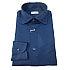 チェザーレアットリーニ ブルー ワイドカラー ドレス シャツ 美品の買取強化例です。