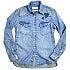 レミレリーフ ヴィンテージ加工 シャンブレー デニムウエスタンシャツ 未使用の買取強化例です。