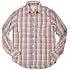 レミレリーフ 未使用 USED加工 チェックシャツの買取強化例です。