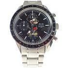 ビームス×OVER THE STRiPES×Mickey Mouse クロノグラフタキメーター時計の買取強化例です。