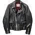 アディクトクローズ ブラック ダブル ライダース ジャケット 美品の買取強化例です。