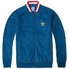 アディダス 1970年代 ブルー ビンテージ ジャージ トラックジャケット 中古美品の買取強化例です。