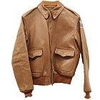 リアルマッコイズ 30-1415 ラフウェア実名 A-2 レザーフライトジャケットの買取強化例です。