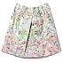 アナイ ホワイト×ピンク デザイン 花柄 フレア スカート 美品の買取強化例です。