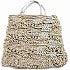 アンテプリマ シャンパンゴールド ビジュー スクエア ハンドバッグ 美品の買取強化例です。