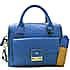 アニヤハインドマーチ ブルー系 CARKERSMALL カーカースモール 2WAYハンドバッグの買取強化例です。