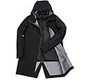 アークテリクス 黒 ナイロン ゴアテックスプロ PATROL IS JACKET シェルジャケット