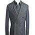 ジョルジオアルマーニ  シルク混 ダブル釦ジャケット 中古美品の買取強化例です。