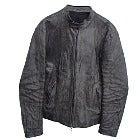 アタッチメント ブラック T163 カウレザー シングル レザー ジャケットの買取強化例です。