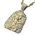 アヴァランチ 10K ゴールドダイヤモンド ツタンカーメンペンダントヘッドの買取強化例です。