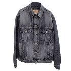 未使用17-18AW Like A Man oversized ロゴプリントデニムジャケットの買取強化例です。