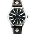 ボールウォッチ 黒文字盤 エンジニア マスターⅡ アビエーターGMT 自動巻き 腕時計 美品