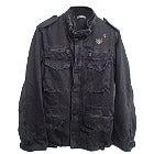 バルマン(BALMAIN) 国内正規品 ダメージ加工 M-65 ミリタリー ジャケットの買取強化例です。