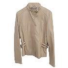 バルマン(BALMAIN) ラムレザー ベルトデザイン レザージャケットの買取強化例です。