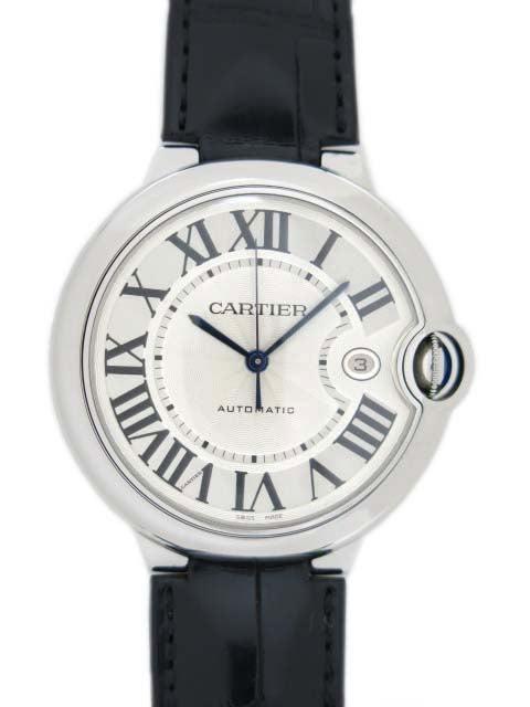 美品 W69016Z4 バロンブルーLM 純正ベルト 付属付の買取強化例です。