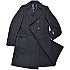ベルベスト カシミヤ混 シングルチェスターコートの買取強化例です。
